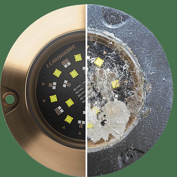 Lightspeed voorbeeld op Lumishore verlichting